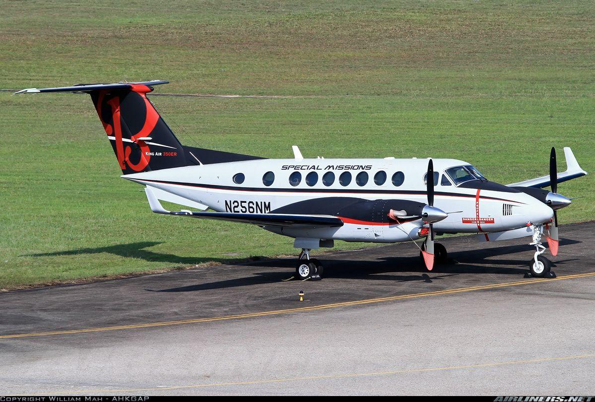 Hawker Beechcraft 350ER King Air (B300) aircraft picture