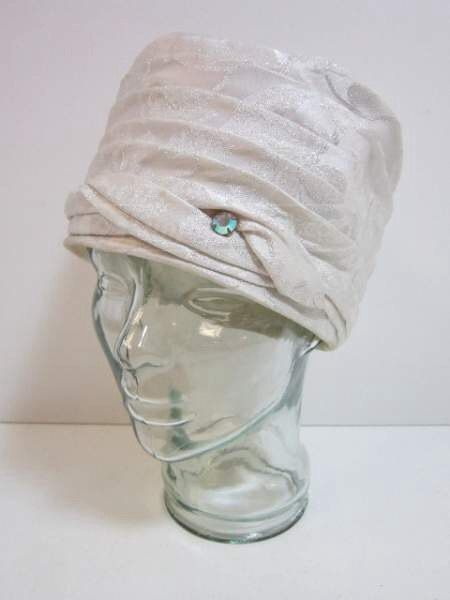 1920's Maybelle Flapper Turban on Etsy, $11.99