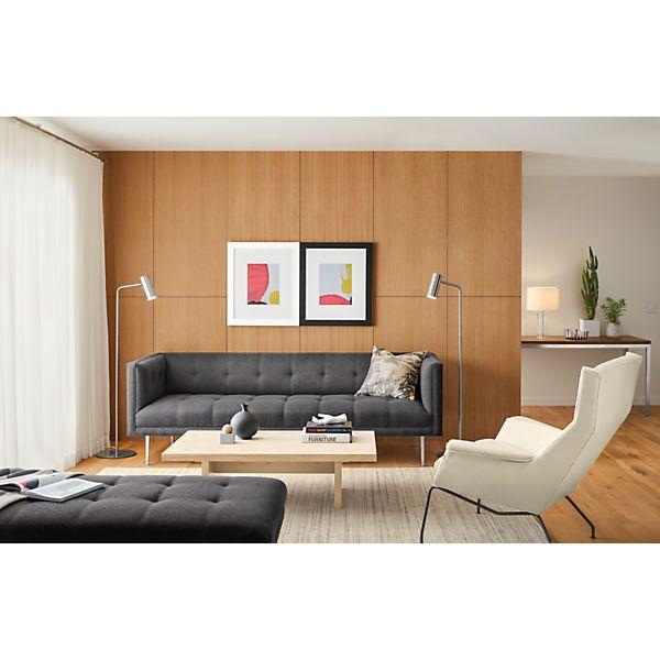 Wynwood Sofas Modern Sofas Modern Living Room Furniture Room