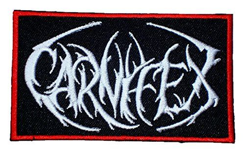 Carnifex Embroidery / Iron On Patch