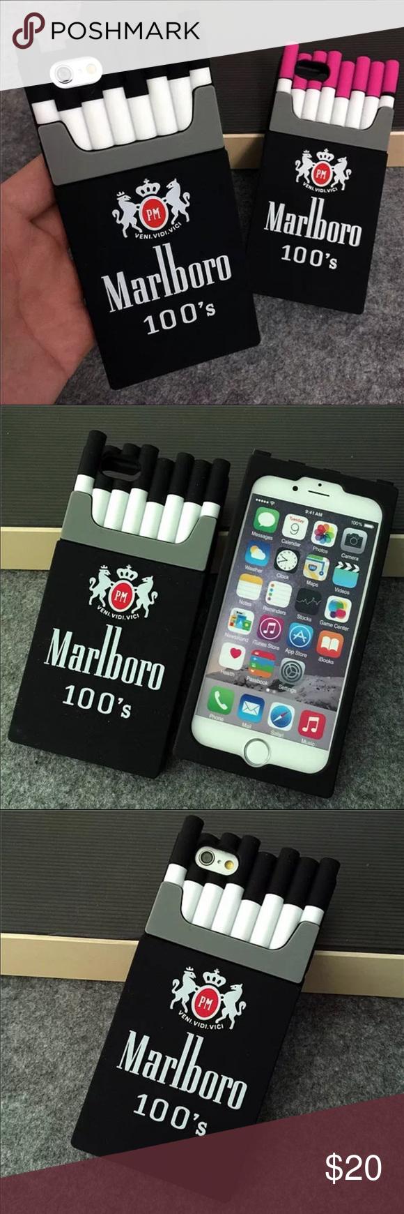 iphone6s/6plus Marlboro cigarette box Phone Case Marlboro