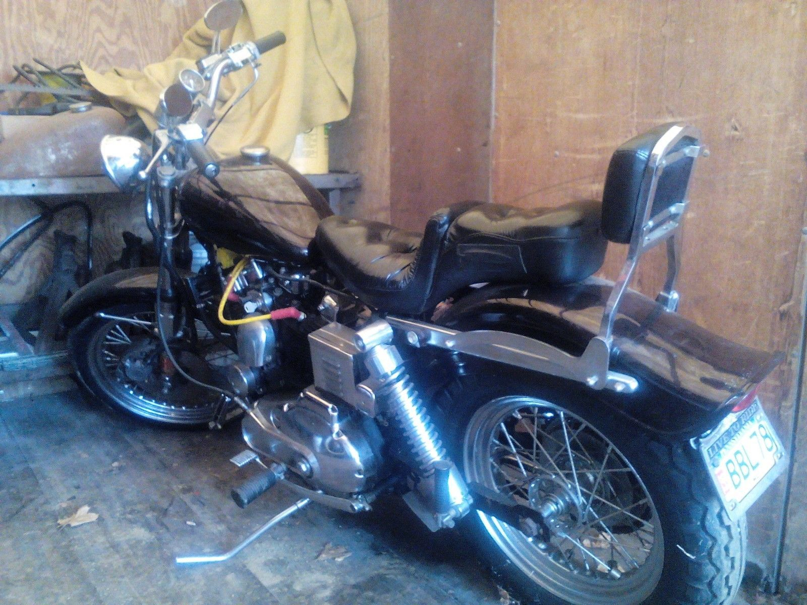 eBay: 1973 Harley-Davidson Sportster 1973 Harley-Davidson Sportster plus extra parts #harleydavidson