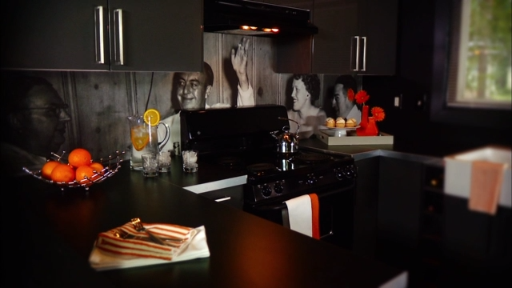 Create a Photo Backsplash in the Kitchen