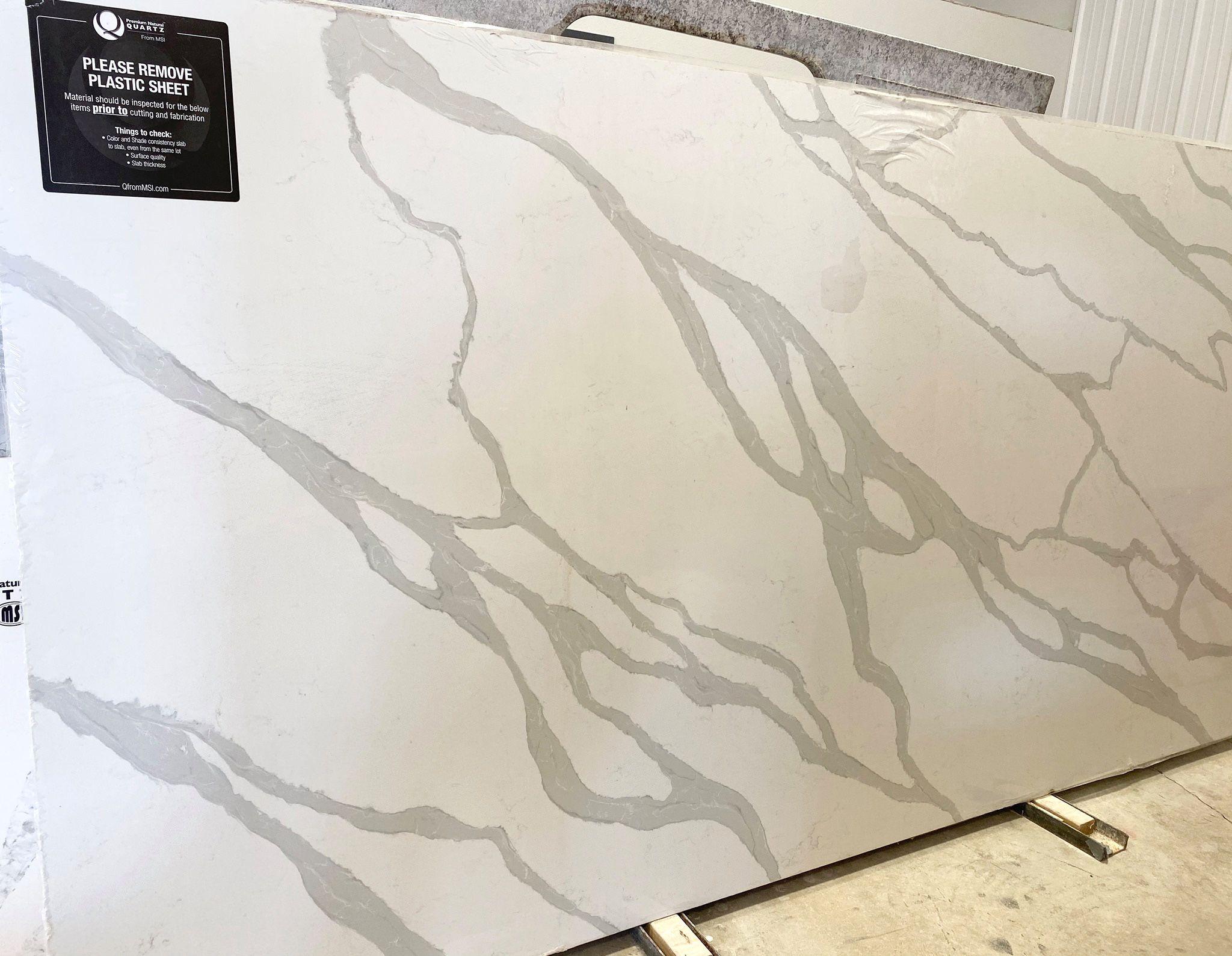 Best Msi Calacatta Luccia Quartz Abstract Artwork 400 x 300