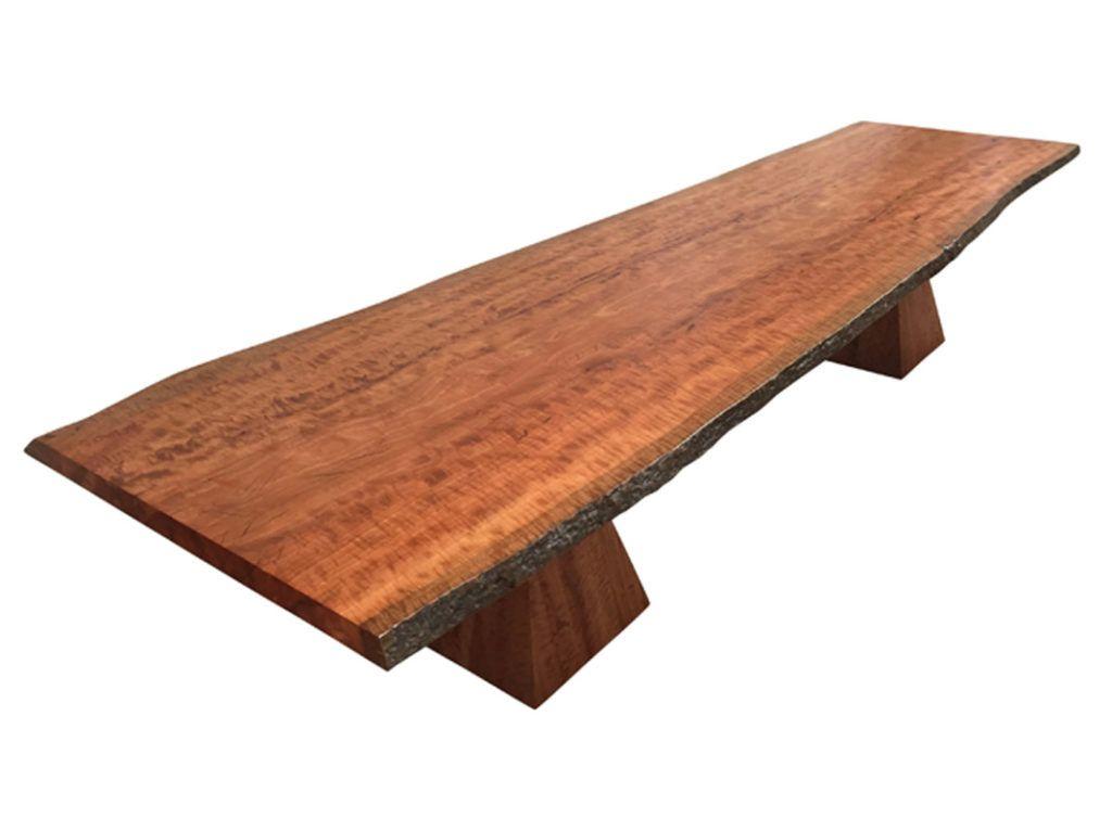 Suspended Karri 4m Dining Table O Fine Furniture Design