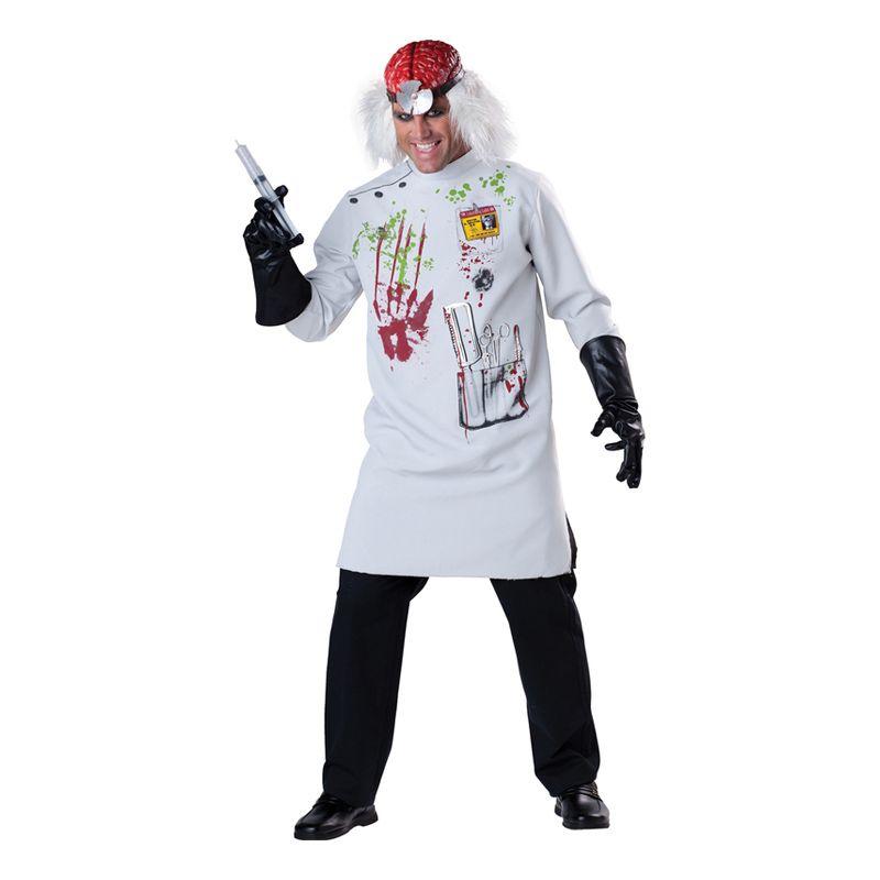 läskiga halloween kostymer