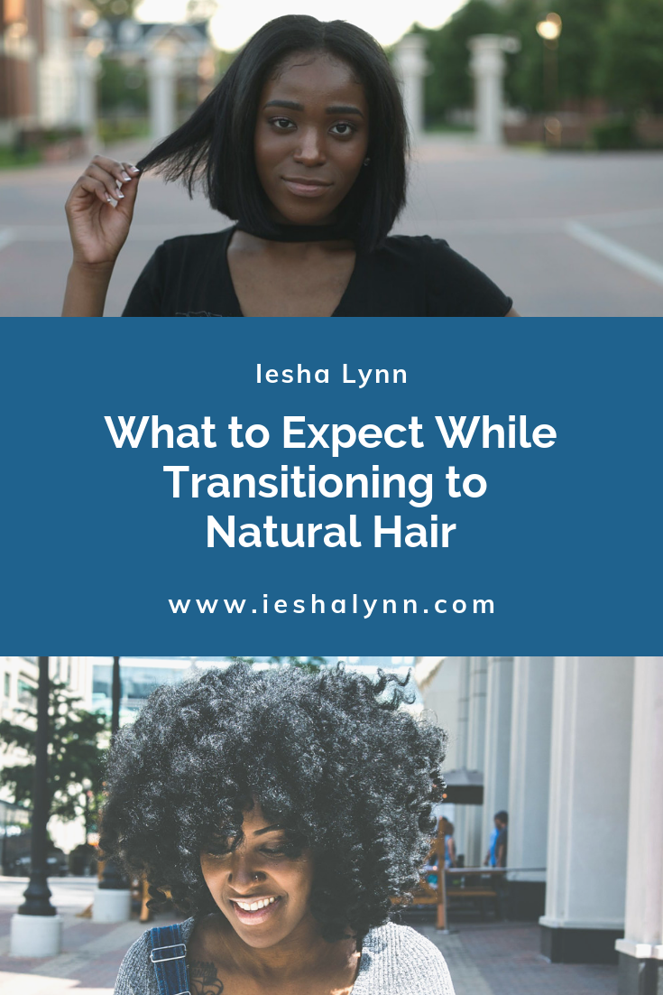 What to Expect Transitioning to Natural Hair