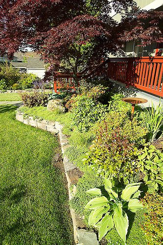 Landscape Design For Seattle Tuinidee