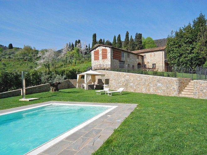 Location Maison En Toscane, Villa Avec Piscine Privée à Lucques, Province  De Lucques, Référence Vico