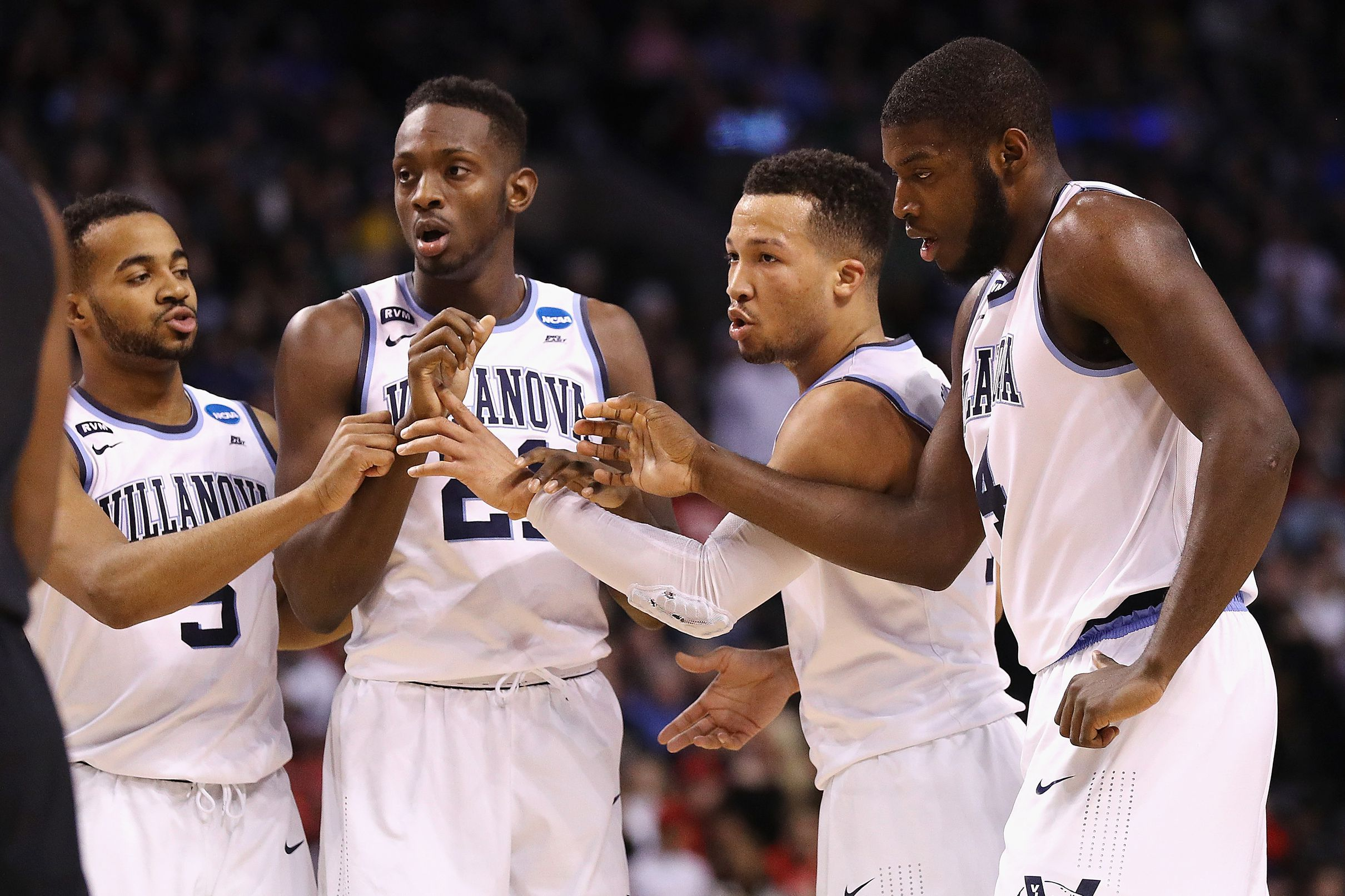 Villanova, as tough as ever, is the best team in the Final