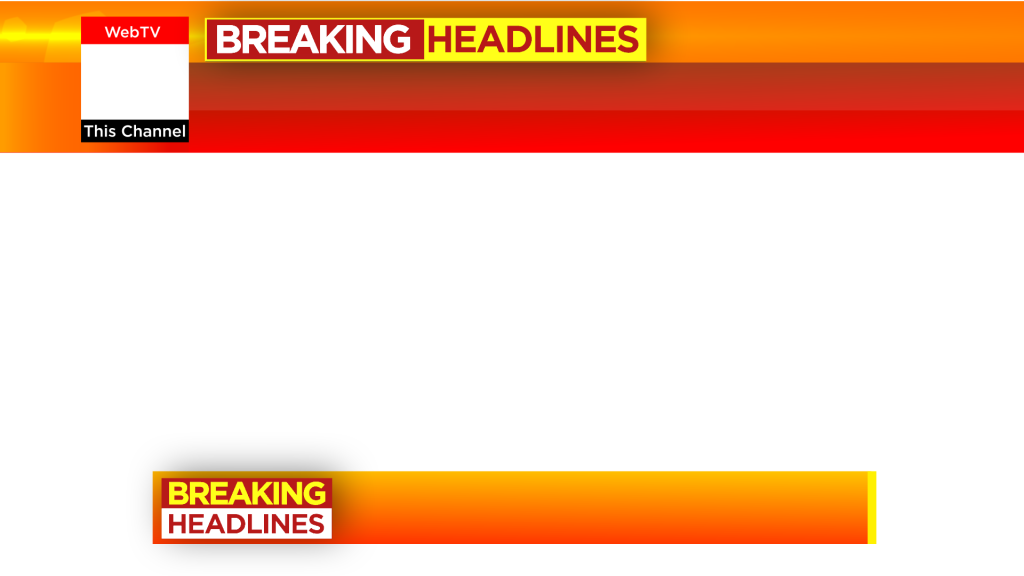 Download Breaking Headlines Free Adobe Premier Template Png Images And Green Screen Videos Mtc Tutorials Greenscreen Headlines Png Images