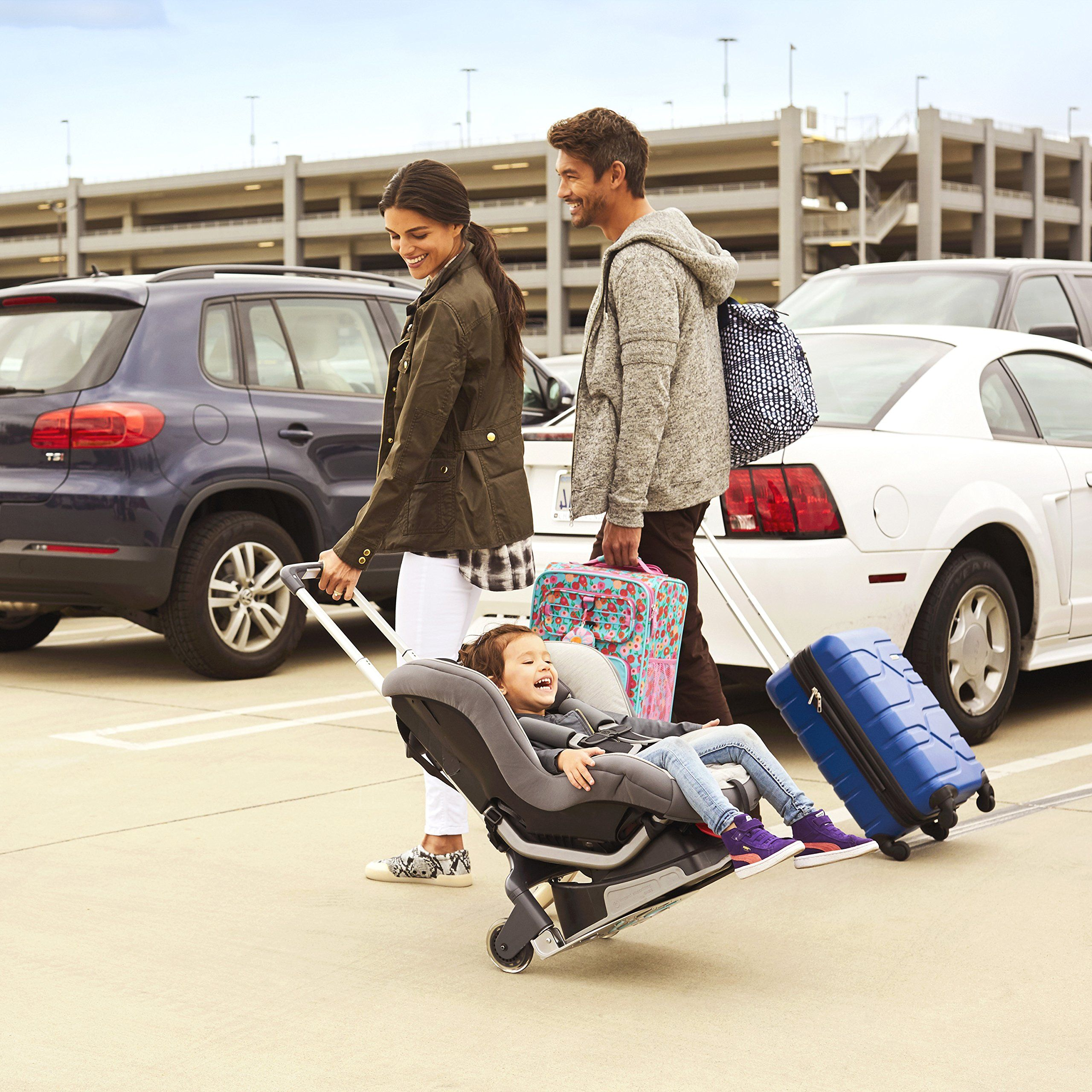Guide to the Best Travel Car Seats 2019 (FAA Approved Car