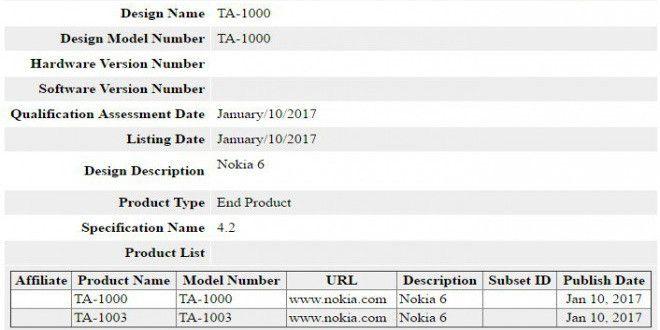 Nokia 6, presto in arrivo una versione internazionale?  #follower #daynews - https://www.keyforweb.it/nokia-6-presto-in-arrivo-una-versione-internazionale/