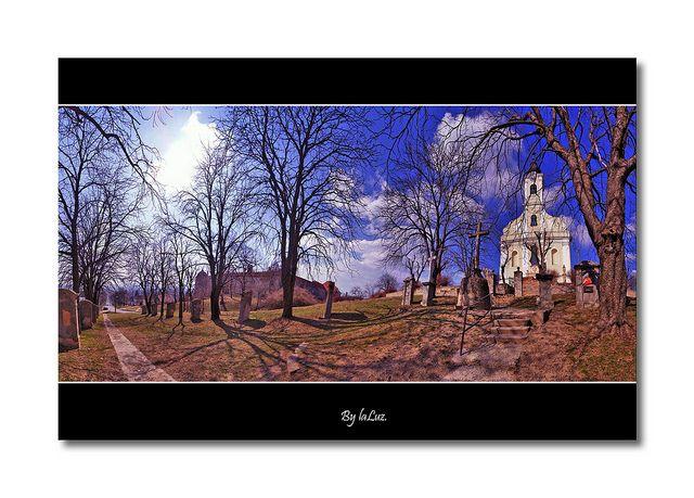 Kálvária, Pécsvárad, Hungary by Tomas Martinez