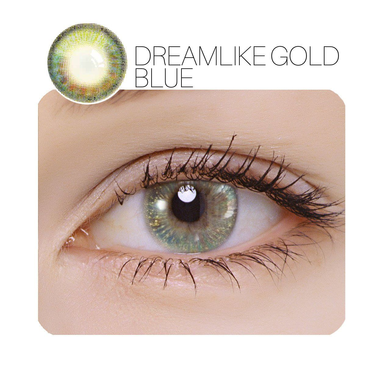 Buy Dreamlike Prescription 4 Colors 14 0mm 1 Pair 12 Month Contact Lenses Free S Contact Lenses Colored Prescription Contact Lenses Cosmetic Contact Lenses