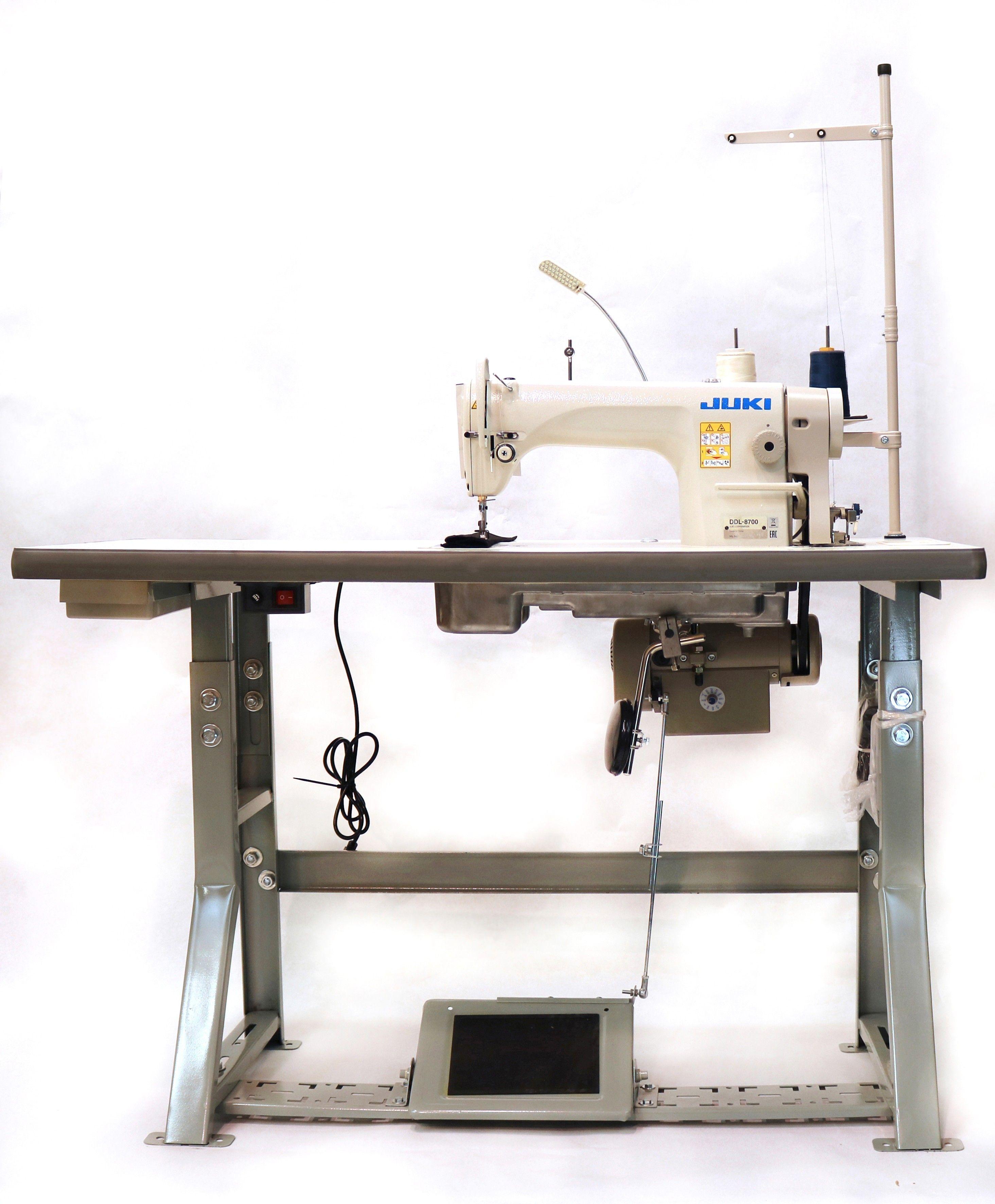 Juki Ddl 8700 High Speed Single Needle Straight Lockstitch