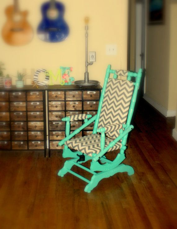 ... platform rocker vintage rocking chair rocking chairs rockers platform