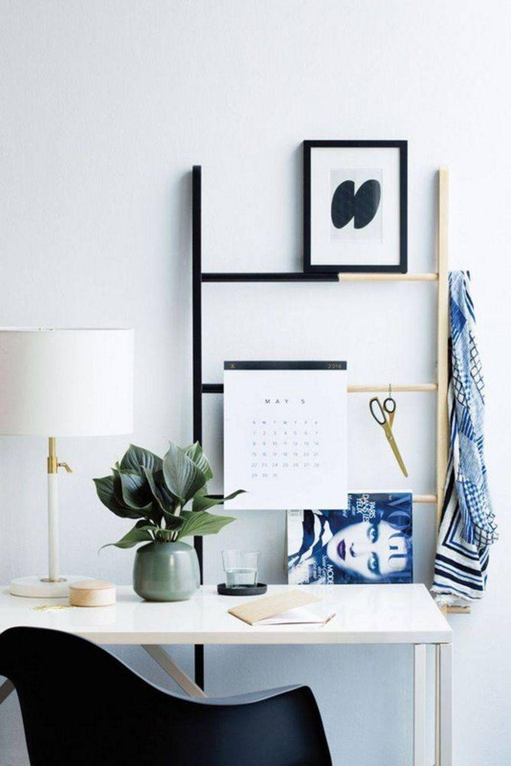 brilliant space saving and multifunctional desk design ideas