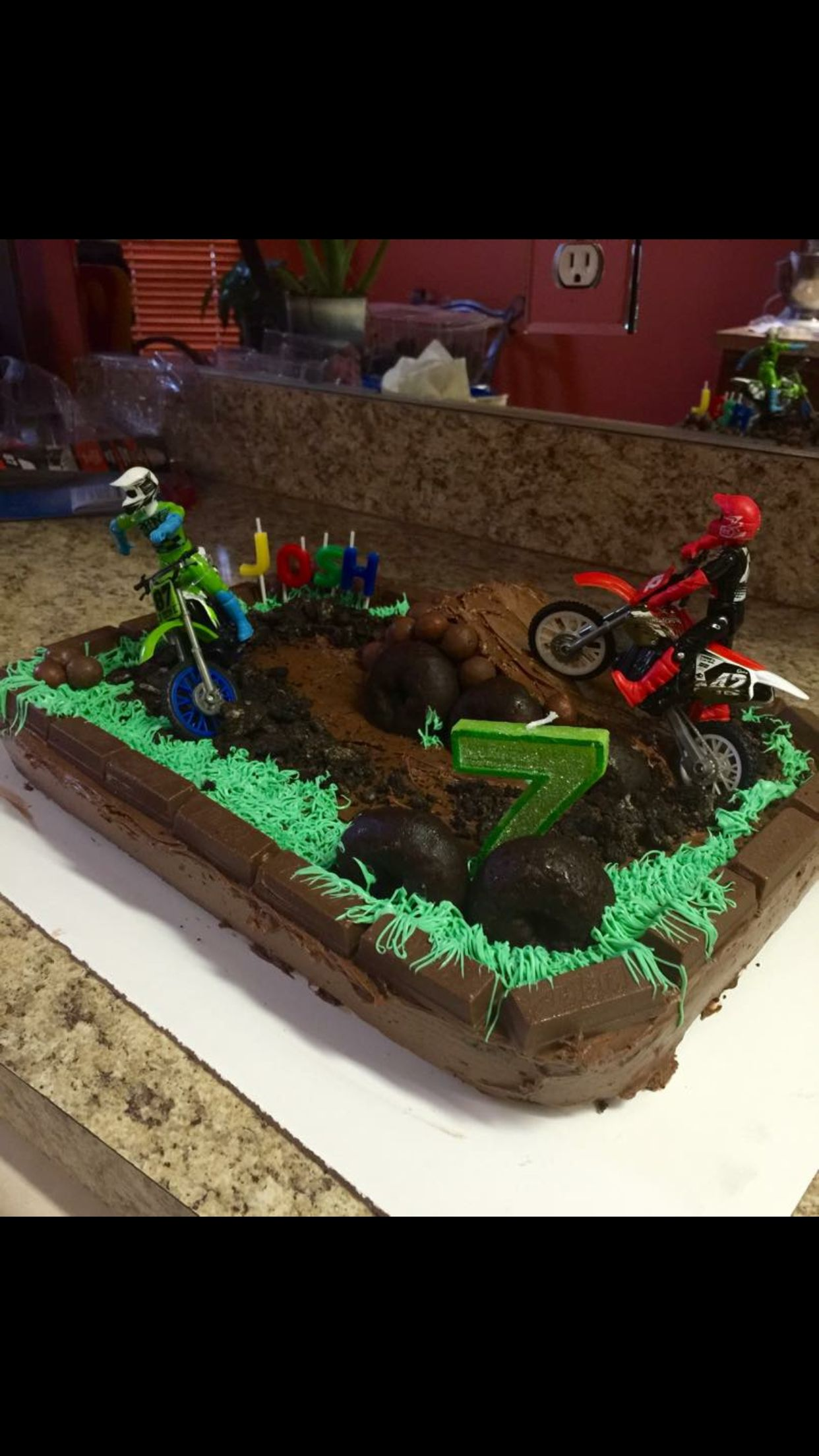 Motorcycle Cake In 2019 Motorcycle Birthday Cakes