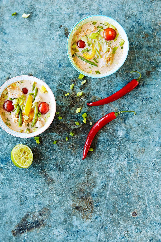 Thai Resepti