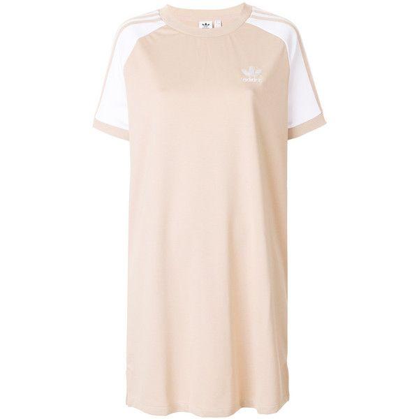 RAGLAN DRESS - DRESSES - Short dresses adidas DAbsT