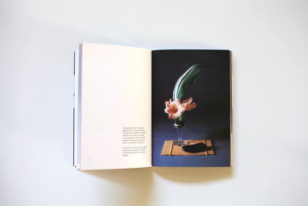Bruno Munari 'a Flower With Love ' Inspiration For