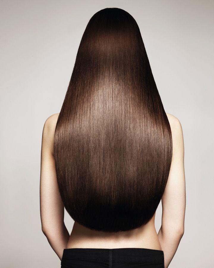 картинки прямых волос со спины фотоснимки делали целью