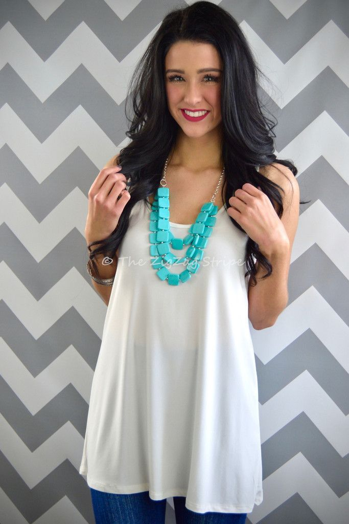 Ivory Day to Day Tank