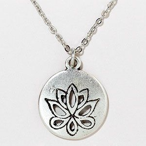 Lotus Flower Pendant Necklace | Shop by Category| Mother's Day | World Market