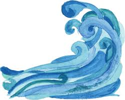 Clipart Png Wave Clipart Png Wave Transparent Free For Download On Webstockreview 2020 Watercolor Ocean Ocean Waves Painting Watercolor Wave