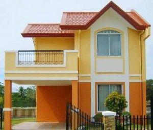 Imagenes De Casas De Dos Pisos Pequenas Modern House Facades Facade House Bungalow House Design