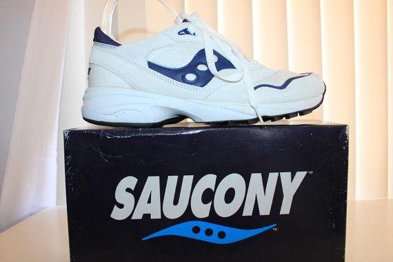 Vintage Saucony 1980s - Trainer Sneakers