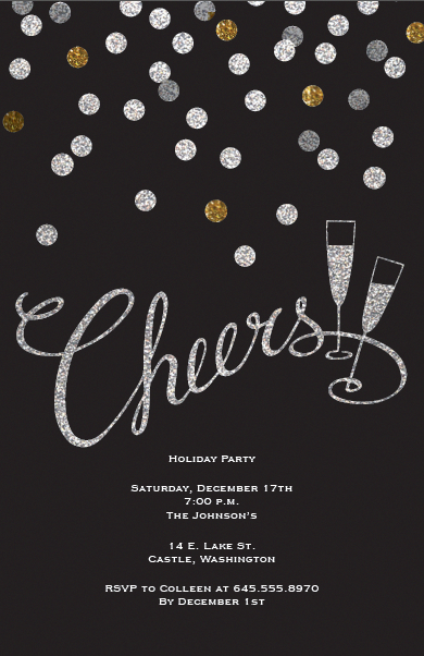 We This Original Pin Caption New Years Eve Holiday Party Invitation Template New Years Eve Invitations Party Invite Template