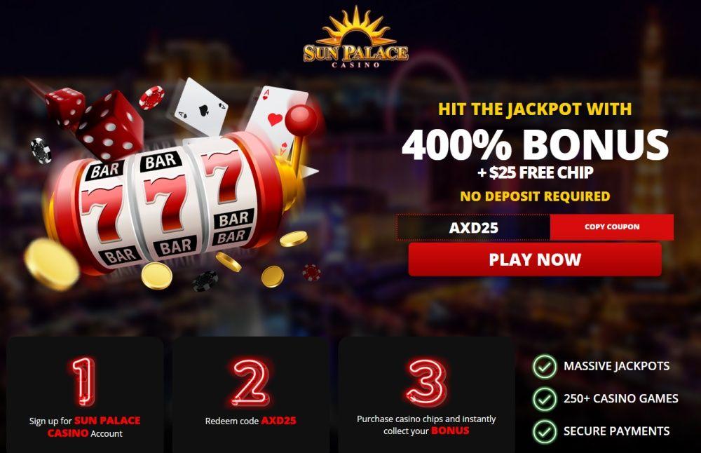 Sun Palace casino bonus codes 2021 ⋆ Nabble Casino Bingo | Casino, Las  vegas usa, Play online casino