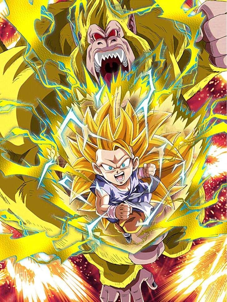 Top 5 Best Non Exlosive Cards In The Game Dokkan Battle Amino Dragon Ball Artwork Dragon Ball Super Goku Dragon Ball Wallpapers