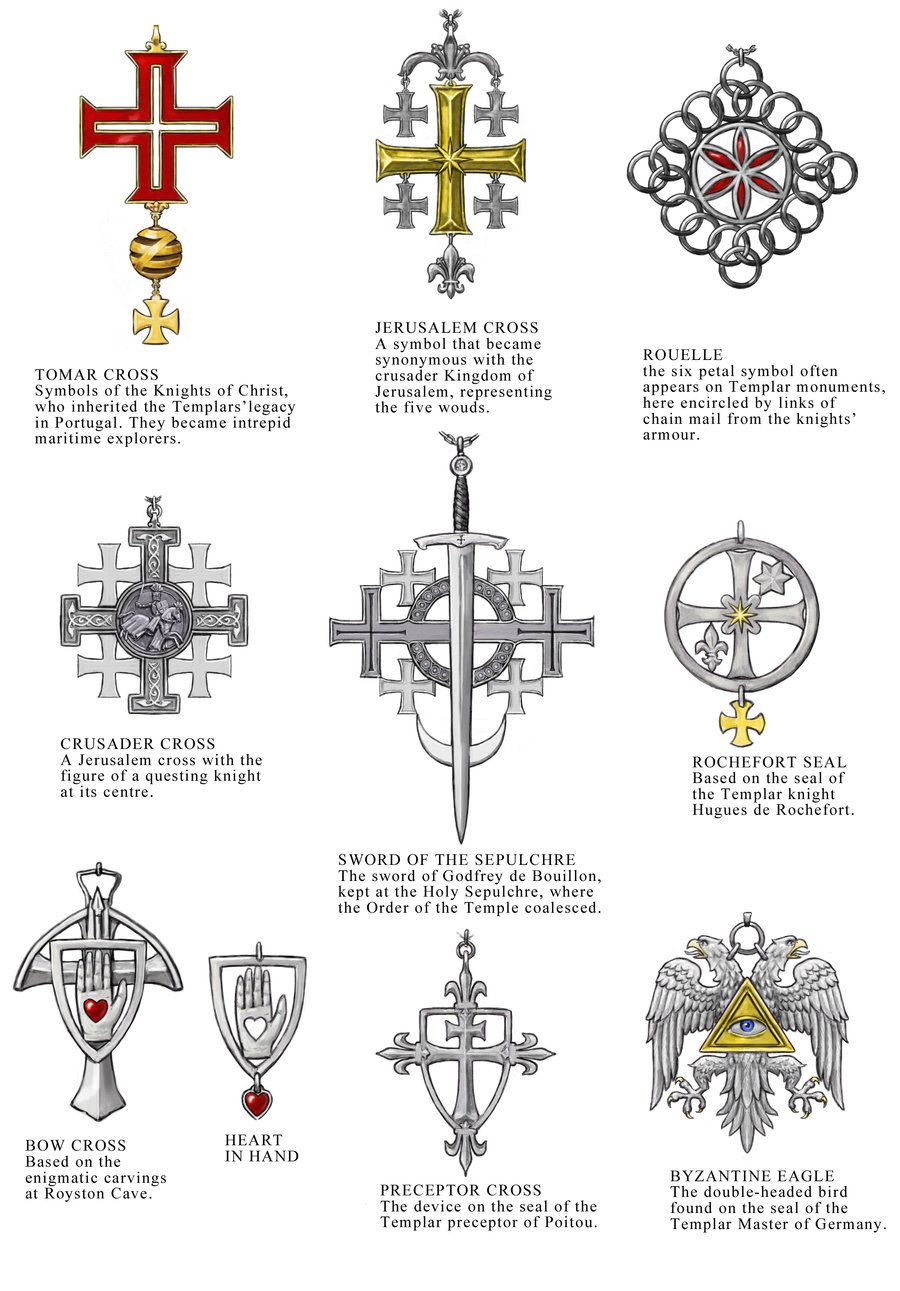 011843dd068fd Templar Jewellery Designs sheet 2 by ~dashinvaine on deviantART ...