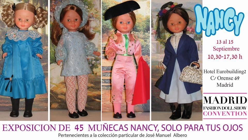 Exposiciónen la sala de ventas deMadridFashion Doll Show.!!!  Una experiencia que no olvidare.  Este fin de semana se celebro Madrid Fas...