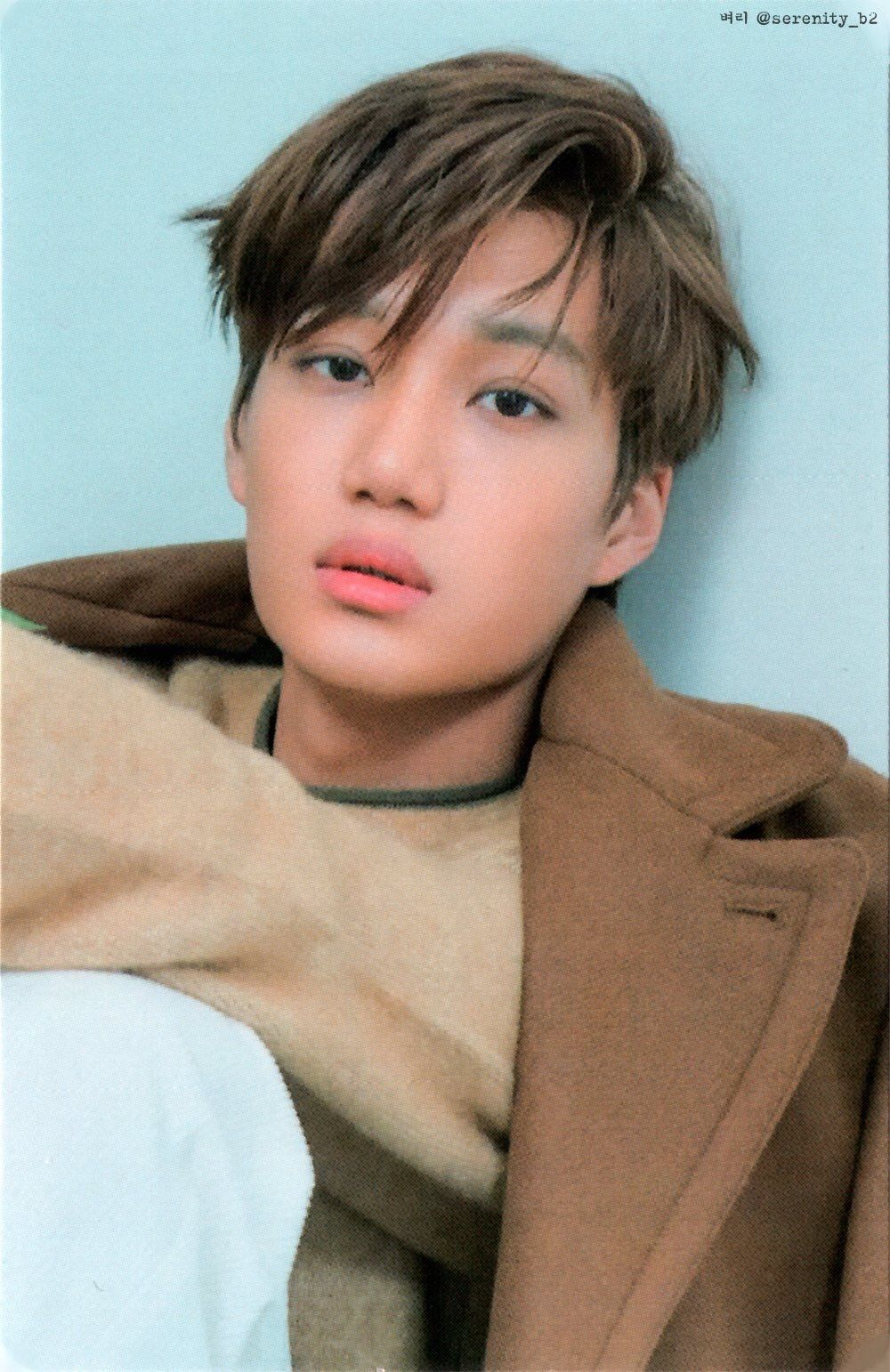 exo kai kim jongin universe winter special album. Black Bedroom Furniture Sets. Home Design Ideas