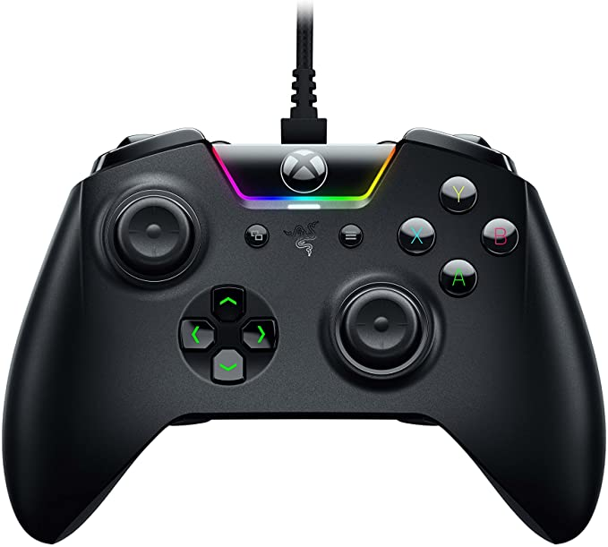 Razer Wolverine Tournament Edition 4 Remappable Multi Function Buttons Hair Trigger Mode Razer Chroma Ligh Xbox One Controller Xbox One Pc Xbox Controller