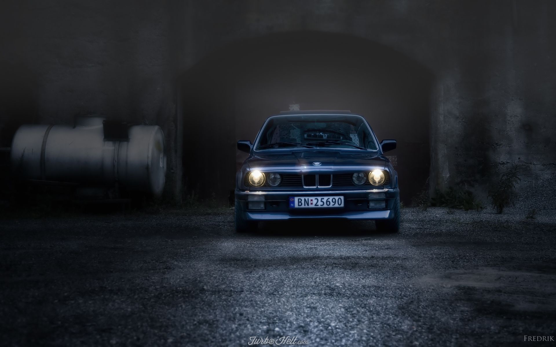 1920x1080 Wallpaper Bmw Headlights Black Style Bmw Wallpapers