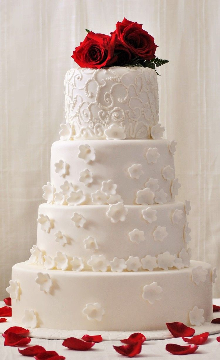 Pin by Vanda Desiree on ◇◇Wedding Cakes◇◇ | Pinterest | Wedding ...