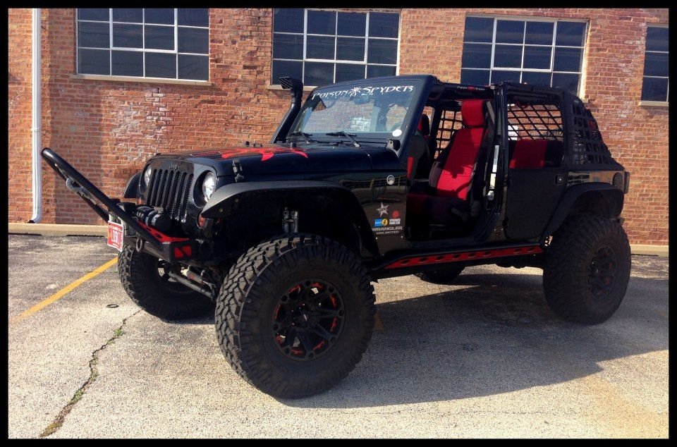 The Black Widow Build Page 6 Jeep Wrangler Forum Jeep
