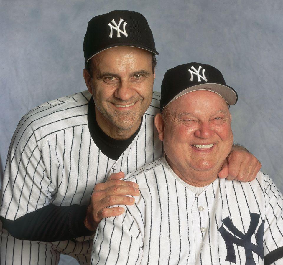 Joe Torre And Don Zimmer Neil Leifer New York Yankees New York Yankees Baseball Baseball