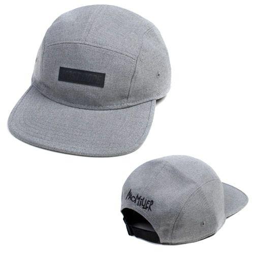 best website 26662 ee793 Mac Miller Most Dope Grey Camper Hat