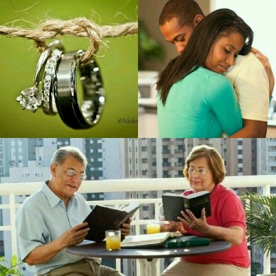 La cuerda triple para el xito en el matrimonio  Jworg