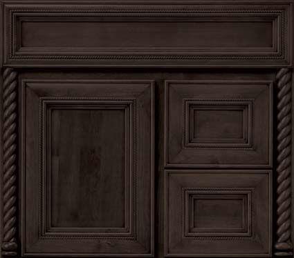 Bath Vanities   Donovan   Bertch Cabinets