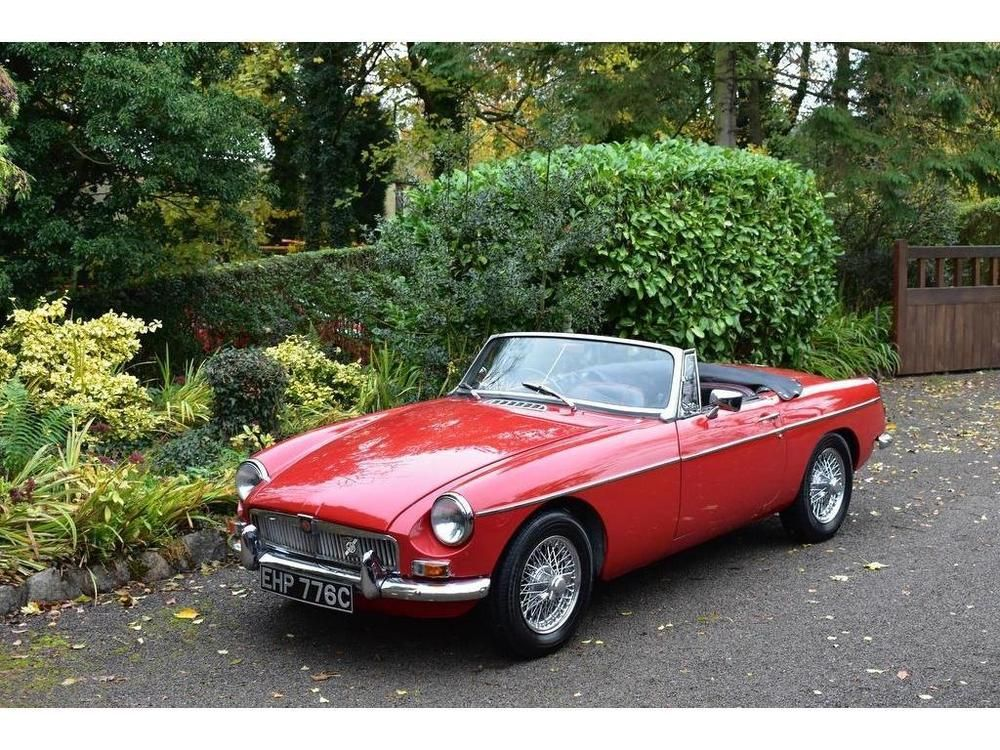 Ebay Mgb Roadster 1965 Heritage Shell Last Owner 36 Years For Sale Cars For Sale Uk Cars For Sale Vintage Cars For Sale