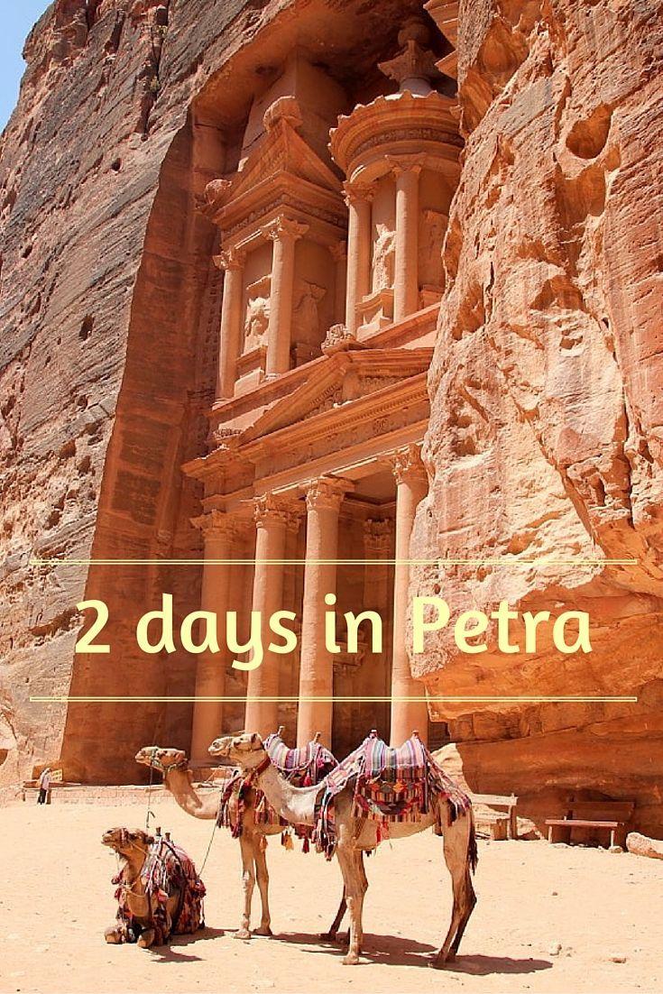 później urzędnik najwyższa jakość Petra: the amazing stone city in Jordan | Beautiful Places ...
