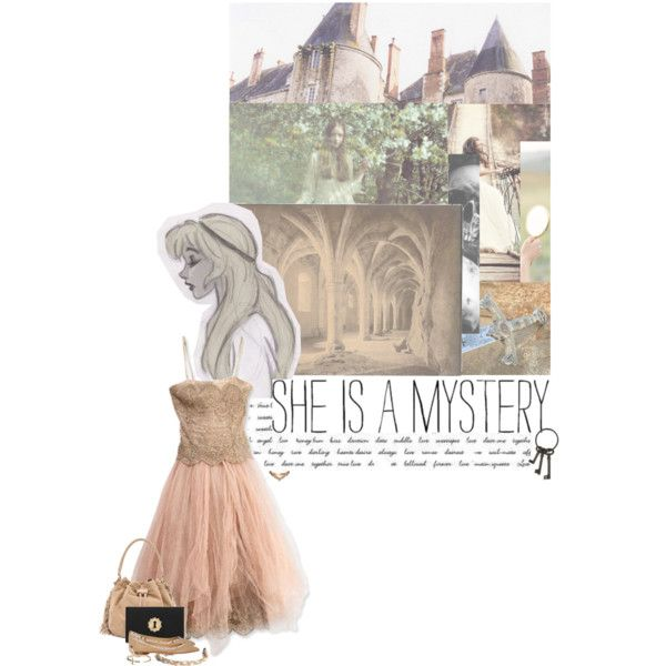 Eilonwy Llyr (The Black Cauldron) by summersdream on Polyvore featuring Valentino, Miu Miu, Zimmermann, Charlotte Olympia, TOMS, Sara Weinstock, VIP International, Tasha, Ralph Lauren and Lake
