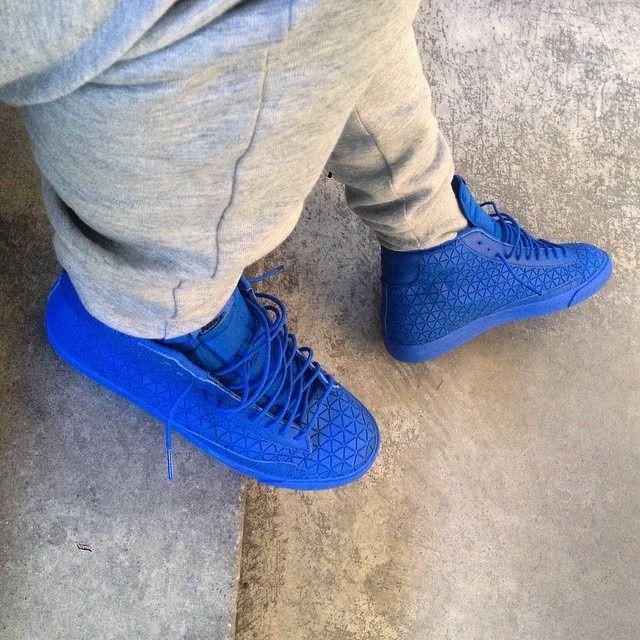 Nike Blazer Mid Metric: Blue
